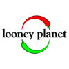 Looney Planet logo - Made in Cinema 4D