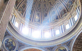 St. Peter's Basilica Panorama, The Vatican