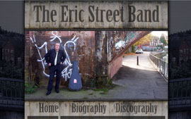 The Eric Street Band Website