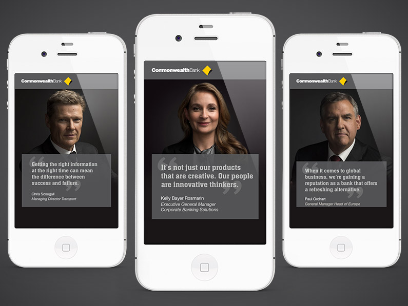 Commonwealth Bank Institutional Banking