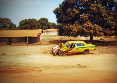 Gambian Taxi