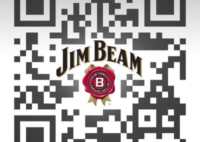 Jim Beam QR Code
