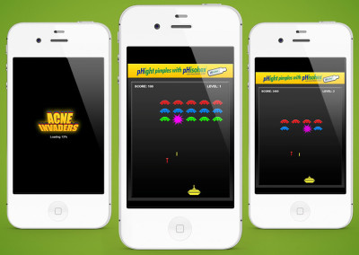 pHisohex Invaders Game
