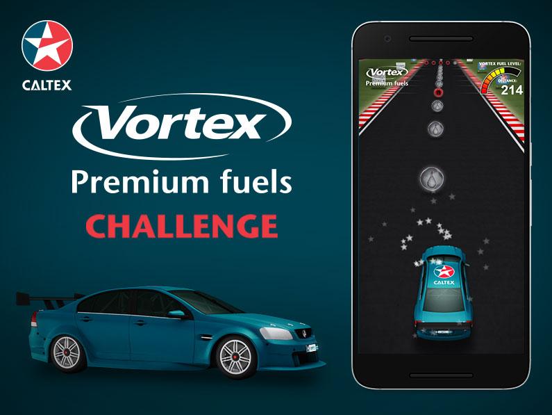 Caltex Vortex Challenge