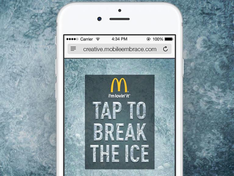 McDonalds $1 Frozen Coke
