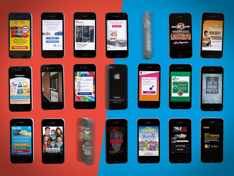 Mobile Embrace Creative Showcase Summer 2014