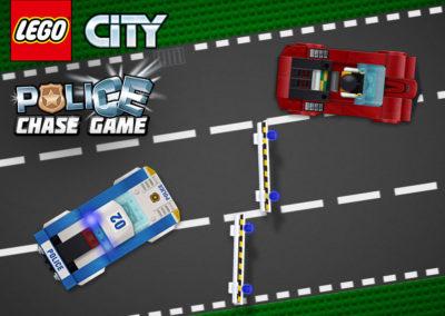 LEGO City Police Chase