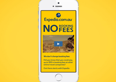 Expedia No Booking Fees