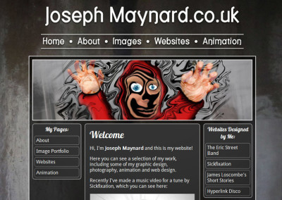 My 2010 Website