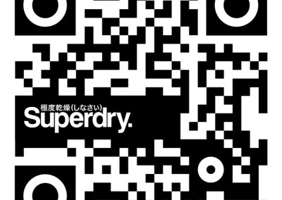 Superdry QR Code