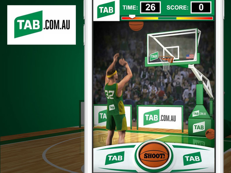 TAB NBA Free Throw